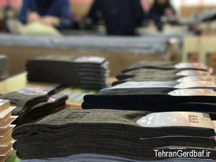 کارخانه جوراب نانو مهیار زنجان